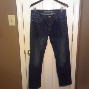 NWOT 30x30 AEROPOSTALE MEN'S JEANS STRAIGHT